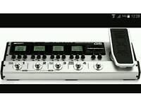 Guitar multi g5 zoom pedal