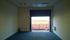 Business Premises in Secure Business Centre - £350 per month