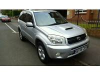 Toyota rav 4 2.0 turbo diesel d4d 4x4 may swap px why?