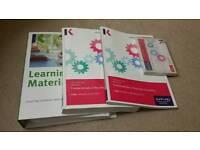 CIMA Certificate C04 Kaplan Official Textbooks