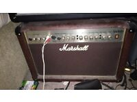 Marshall AS50D acoustic amp, excellent condition, just no longer used