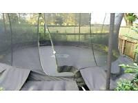 plum 16ft trampoline