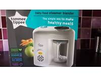 Tommee Tippee Baby Food Steamer and Blender