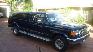 AMERICAN FORD 1988 F250 XLT LARIAT – LEFT HAND DRIVE Scarborough Stirling Area Preview