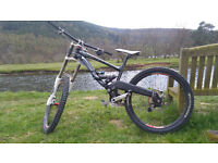 MTB downhill Lapierre DH920 carbon