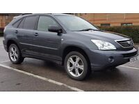 Lexus RX,Hybrid Electric 2006,Automatic,HPI clear,MOT,service his,97K,1previous owner,very Economic