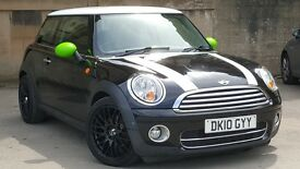 2010 MINI COOPER D DIESEL +++ £20 ROAD TAX +++
