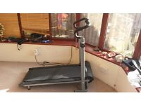 Manual Treadmill - Barely Used - Collection only