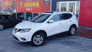 2014 Nissan Rogue SV / CAMERA DE RECUL / BLUETOOTH / CRUIISE