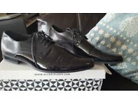 REDUCED MENS RIVER ISLAND SHOES SIZE 12