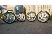 """19""""Hamann wheels BMW"""