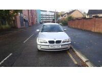 BMW 3 SERIES, Full service history, 3 keys