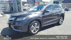 2016 Acura RDX ELITE PACKAGE, COOLED SEATS