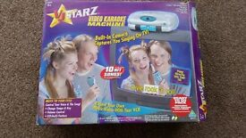 kids video karaoke machine