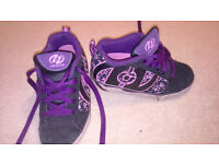 Heely shoes - size 2
