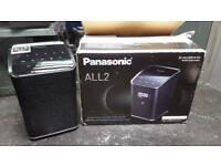 Panasonic Sc-all2 wireless speaker system