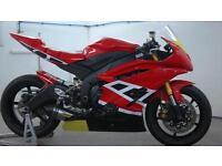 2007 r6 race bike with v5