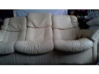 sofa x 2 chairs suite