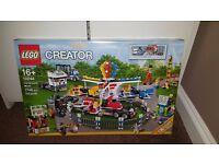 LEGO Creator 10244, Fairground Mixer. Brand New & Sealed