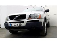 2003 | Volvo XC90 2.4 TD D5 SE | Automatic | Diesel | Full Service History | New Cambelt | HPI Clear