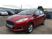 2016 Ford Fiesta zetec 1.2 petrol 3 door hatchback genuine low mileage