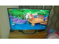 "** SOLD *** LG 42"" inch Full HD LED 3D Very good condition"