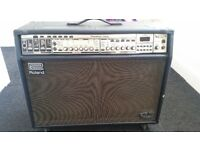 Roland VGA7 Combo Guitar Amplifier. Cost new £1200 . Very good condition and never gigged.