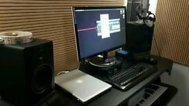 Music studio south London