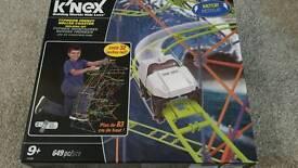 K'nex Typhoon Frenzy Roller Coaster