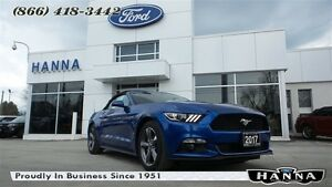 2017 Ford Mustang *NEW* CONVERTIBLE *AUTO* 3.7L V6 GAS