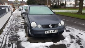 VW POLO 1.4 TDI-Great runner