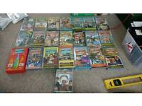 22 x only fools and horses vhs videos