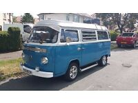 VW Type 2 Bay Campervan Westfalia 1973/74 - Stunning! FINAL PRICE REDUCTION! Amazing Example!