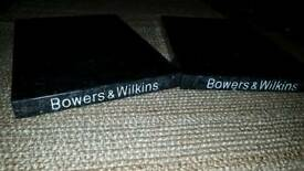 Granite Plinths For B&W/ Bowers &Wilkins Speakers 601,603,605,683,684,685,803,805,