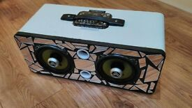 Fusion Home made Bluetooth mobile Boombox
