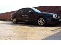 2008 x type jaguar 2.2 sports premium