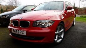 BMW 1 Series 2.0 118d SE 5dr 71K FSH just serviced Full MOT