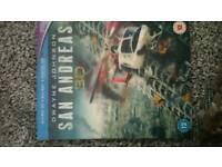 San andreas 3d bluray