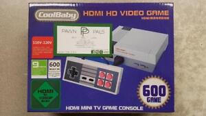 NES Classic HDMI 600 Game Replica System