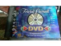 TRIVIAL PURSUIT DVD GAME .