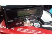 Pioneer double din stereo £60 ono
