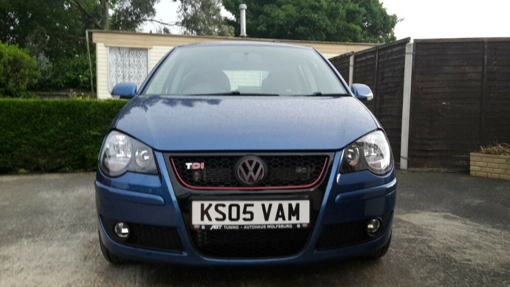 volkswagen polo 9n3 2005 5dr in clacton on sea essex gumtree. Black Bedroom Furniture Sets. Home Design Ideas