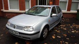 VW Golf 1998 Silver