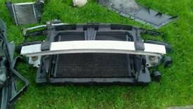 Audi A3 radiator