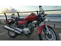 Yamaha 125CC Custom
