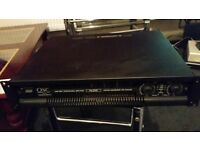 qsc powerlite pl236 pl 236 touring amp amplifier vgc quality 3600w