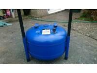 25 litre air compressor tank, spares or repairs
