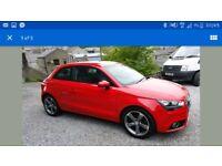 Audi A1 TFSI Sport. Red. 1.4. 60k