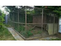 very Large Chicken Run and House/Coup Sandhurst