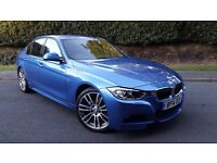 2014 14 BMW 320D M SPORT STEP AUTO ~LOW MILEAGE~BUSINESS NAV~SPORTS PACK~FBMWSH~HARMAN KARDON~